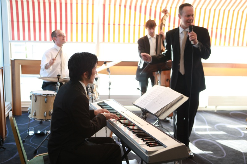 chanteur jazz