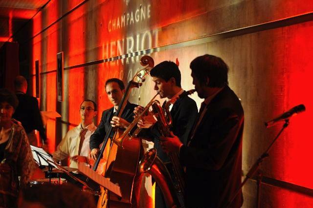 quartet jazz evenementiel